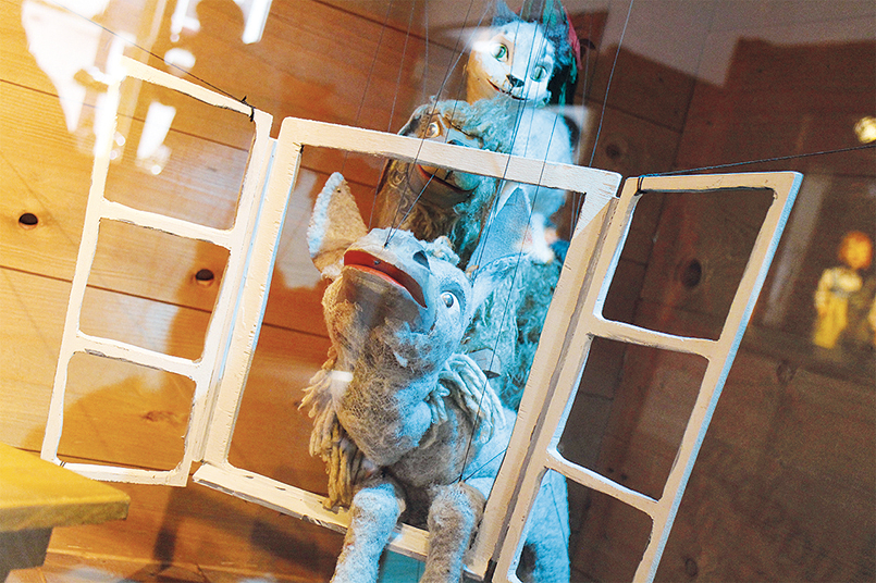 Augsburger Puppenkiste Urmel · Technikmuseum Freudenberg