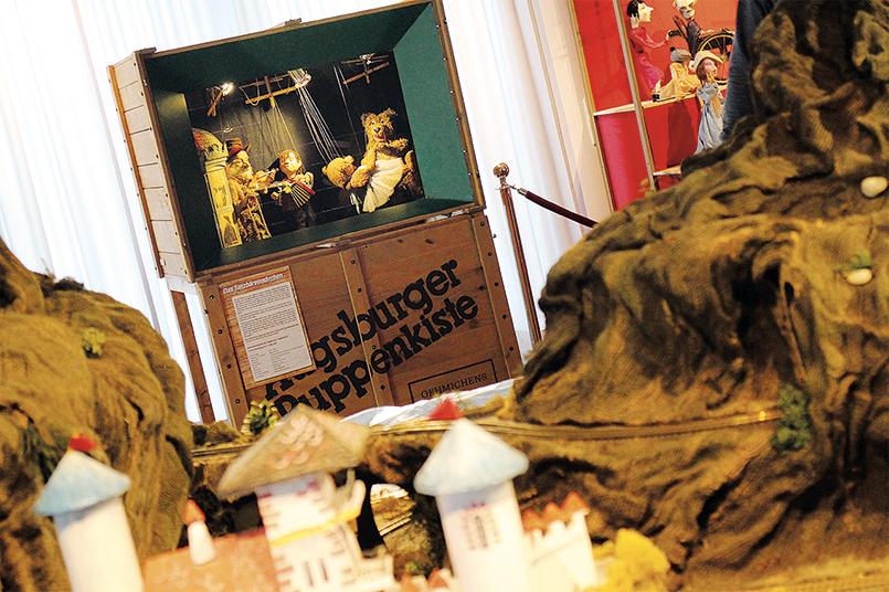 Augsburger Puppenkiste · Technikmuseum Freudenberg