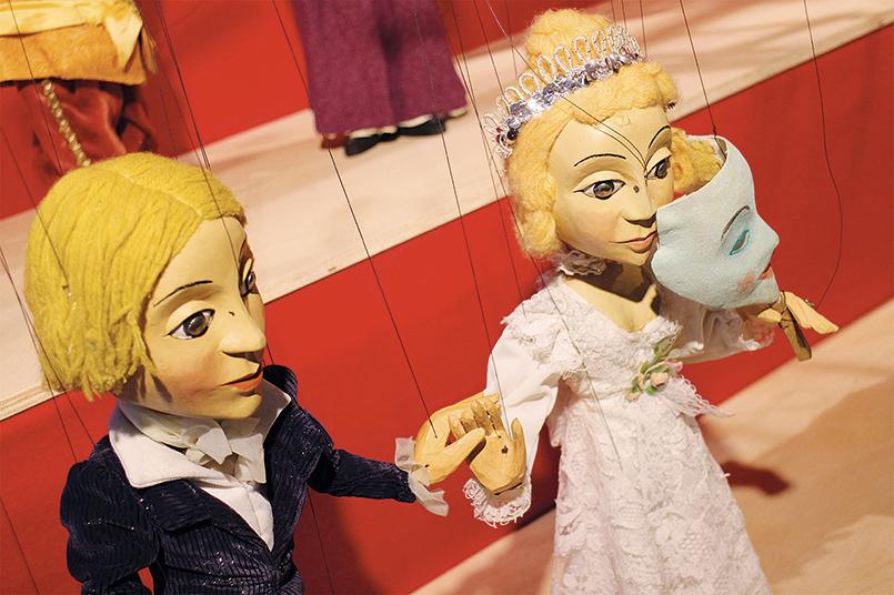 Augsburger Puppenkiste · Ausstellung· Lummerland· Technikmuseum Freudenberg