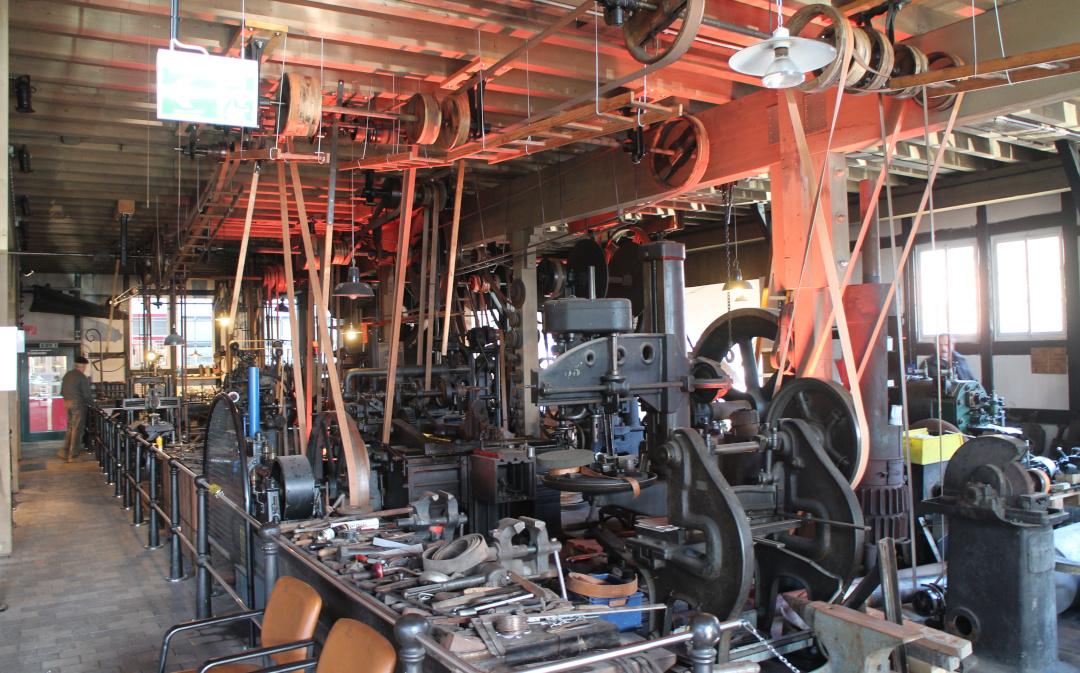 Die Mechanische Werkstatt