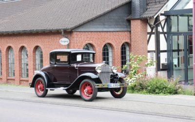 So. 23. 09. 2018   90 Jahre Ford Model A – Großes Treffen am Technikmuseum Freudenberg