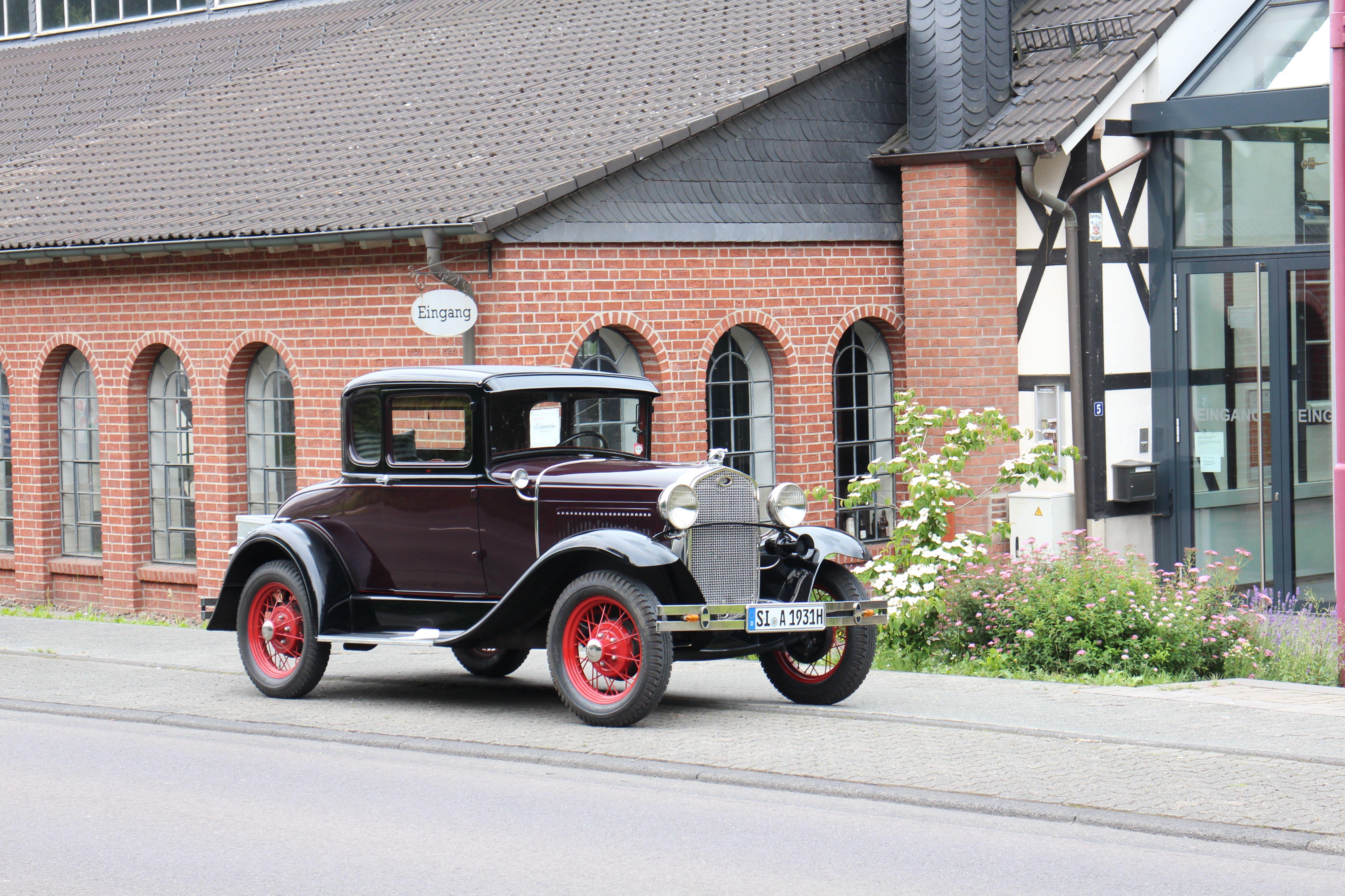 So. 23. 09. 2018 | 90 Jahre Ford Model A – Großes Treffen am Technikmuseum Freudenberg