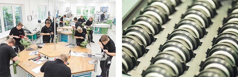 Thomas Magnete - Produkte - Mitarbeiter