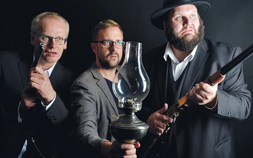 Titelbild Die drei Herren 2019