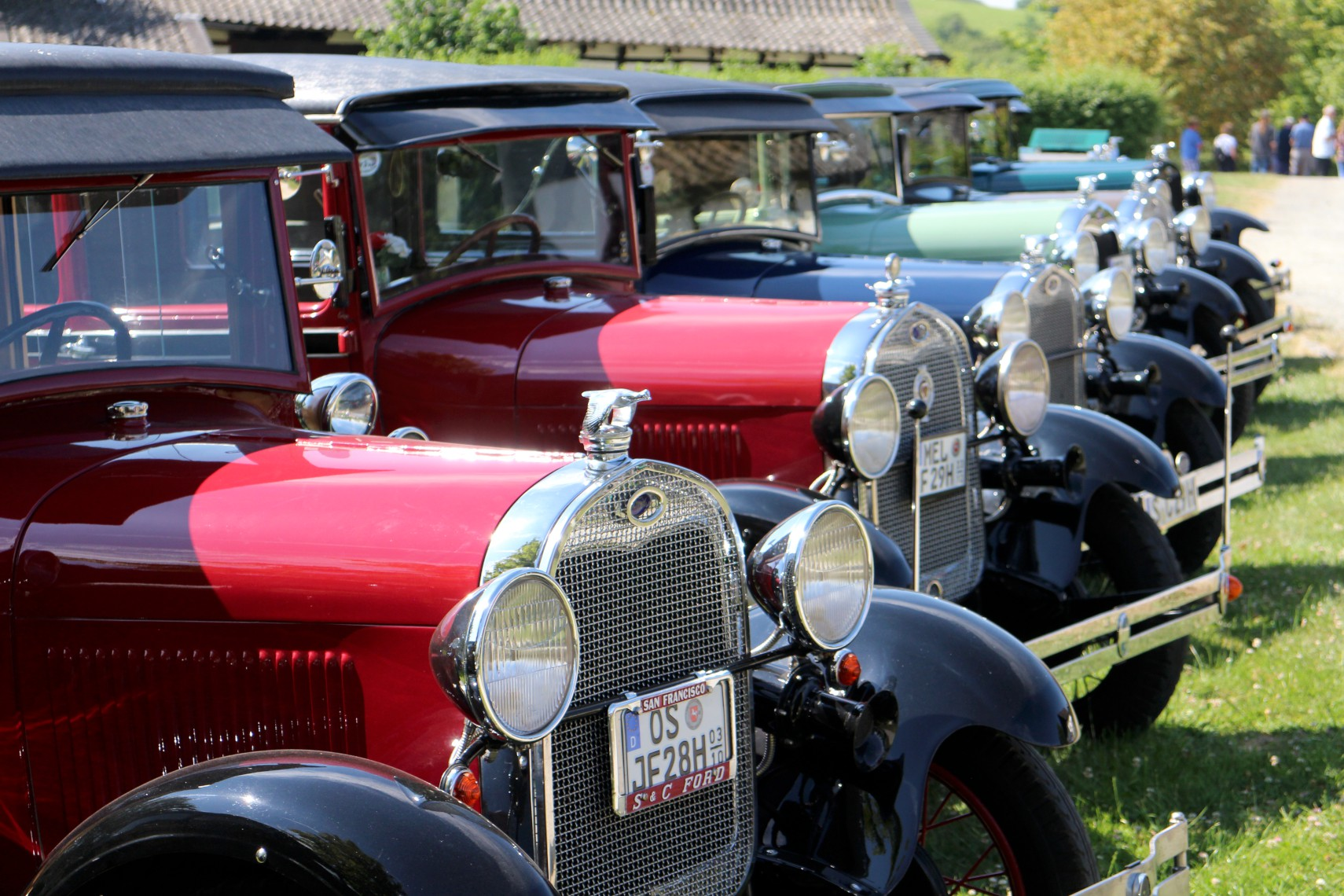 Ford Model A - Classic Meeting
