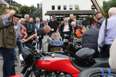 11. Südwestfälisches Oldtimer Motorradtreffen am Technikmuseum Freudenberg