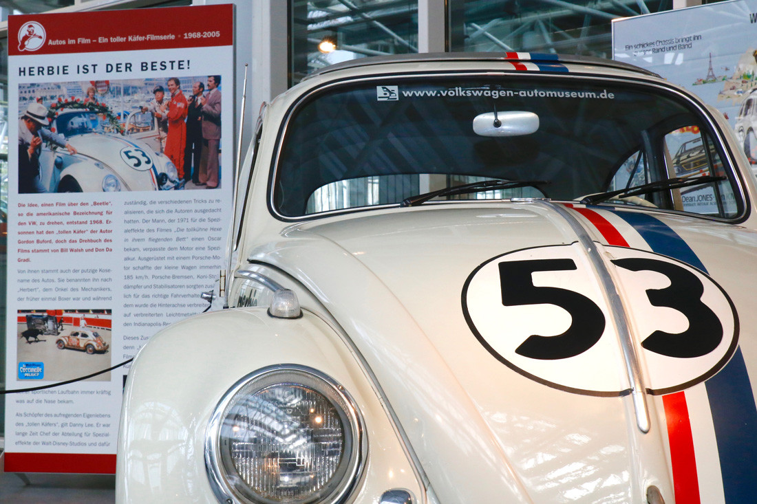 """Disney-Klassiker """"Herbie"""""""