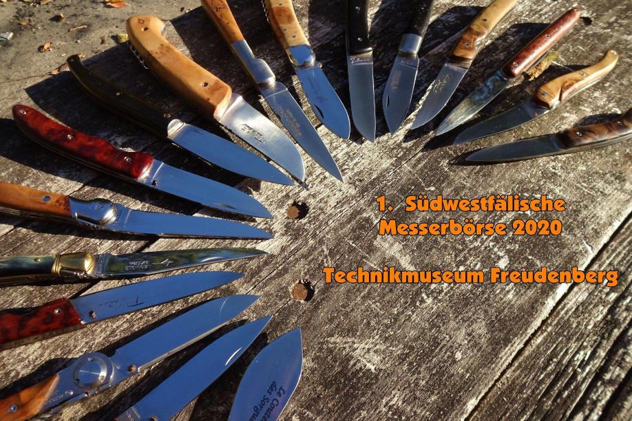 Titelbild Südwestfälische Messerbörse 2020
