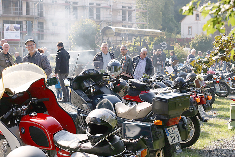 Oldtimer und Motorräder im Technikmuseum Freudenberg 2