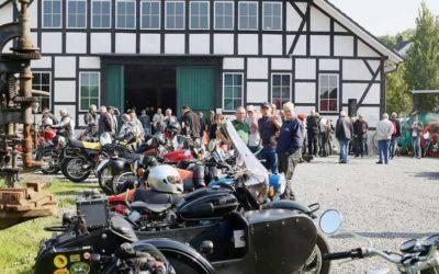 Sa. + So. 08.–09. 09. 2018   10. Südwestfälisches Oldtimer Motorradtreffen